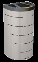 Exemple de configuration corbeille Nice multi-zones
